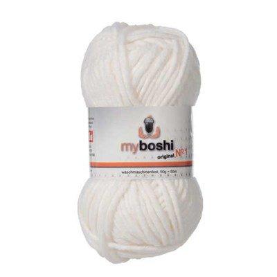 Fils myboshi DMC n°191 - blanc