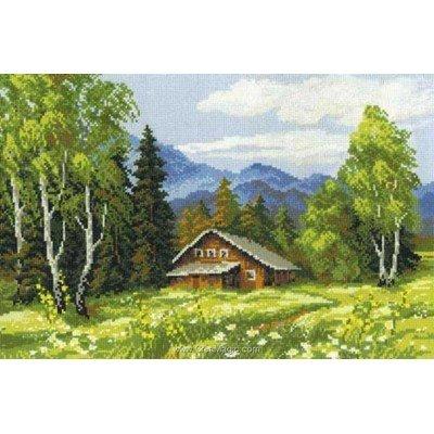 Chalet suisse la broderie - RIOLIS