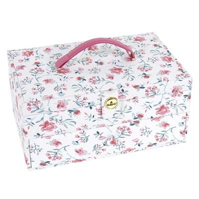 Boite à couture en tissu clara box - DMC