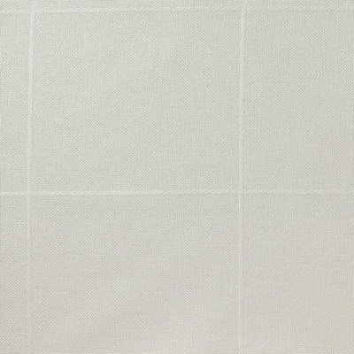Toile plaid afghans à carreaux unifil 7 pts vierge à broder - dmc