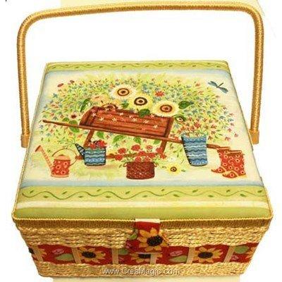 boites et rangements pour ouvrages creamagic page 3. Black Bedroom Furniture Sets. Home Design Ideas