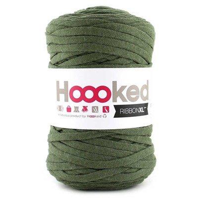 Fil hoooked ribbon xl DMC drieb herb