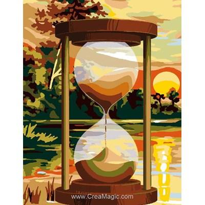 Canevas au fil du temps de Luc Création