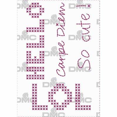 Hello lol feuille magique - costum by me ! de DMC