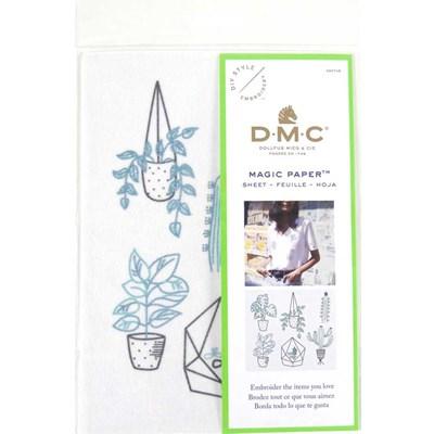 Feuille magique cactus - costum by me ! DMC