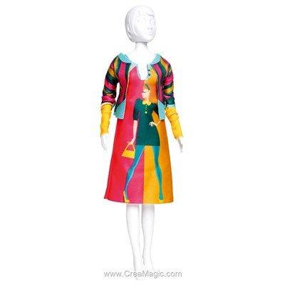 Vêtement lizzy model DRESS YOUR DOLL