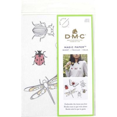 Insectes feuille magique - costum by me ! de DMC