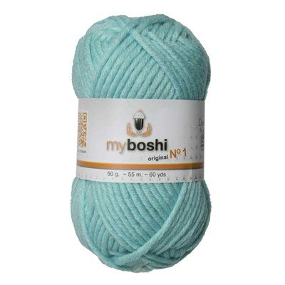 Fils myboshi DMC pacific blue