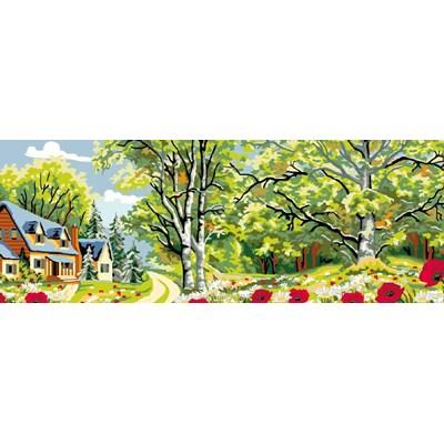 Eté canevas - Mimo Verde
