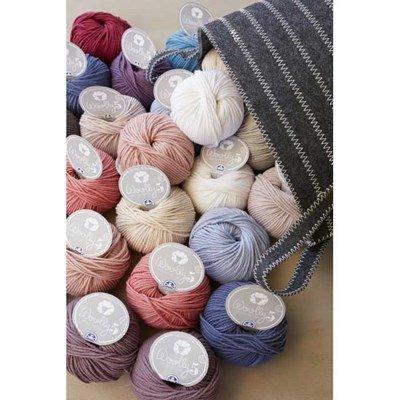 Laine woolly 5 de dmc - 100% mérinos art-490