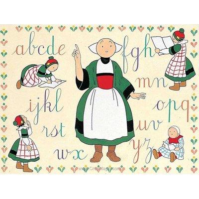 Abc bécassine: l'écriture canevas - SEG