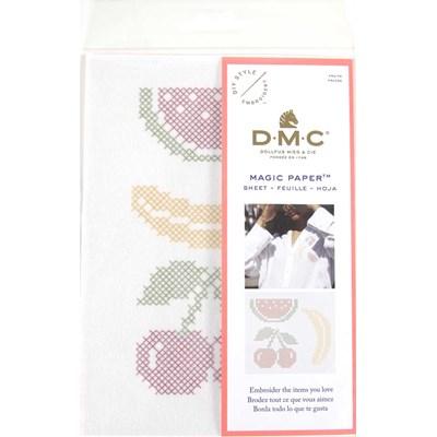 Feuille magique fruits - costum by me ! - DMC