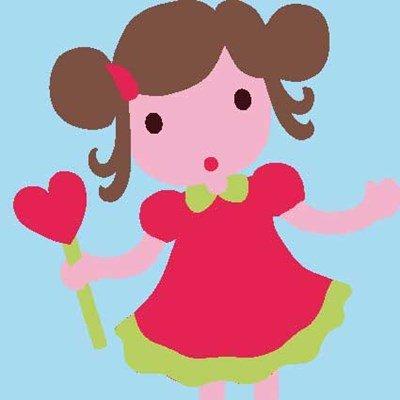Kit canevas DMC pour débutant la fillette lolita