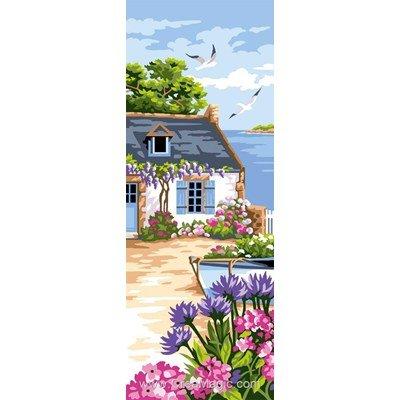 Luc Création canevas maison de bretagne