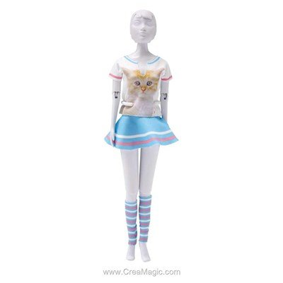 Patron tiny cat DRESS YOUR DOLL