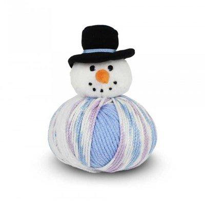 Pelote top this bonnet DMC mon bonhomme de neige