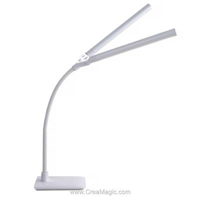Lampe de table duo led - EN1520 chez Daylight