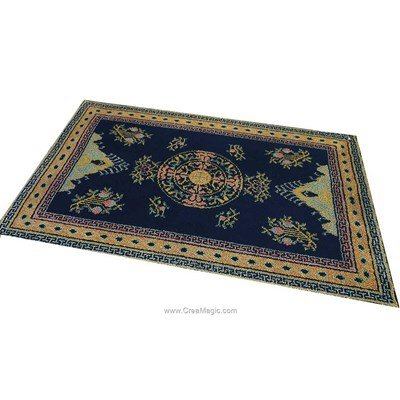 Kit tapis point noue Smyrnalaine ming original