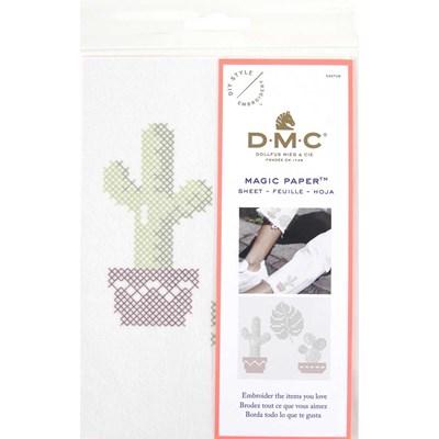 Feuille magique - costum by me ! cactus - DMC