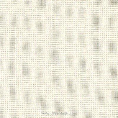 Toile aida 5.5 pts pvc crème - Luc Création vierge à broder