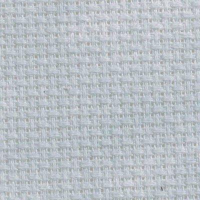 Toile aida 5.5 pts marbrée bleu d'azur (3325) de DMC