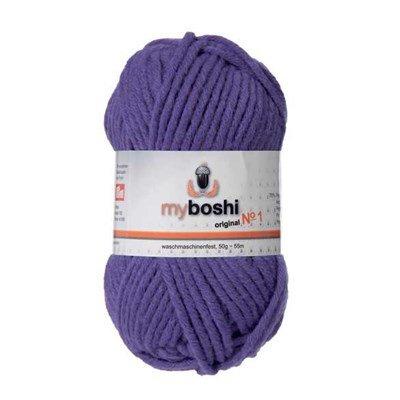 Myboshi DMC n°163 - violet