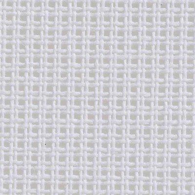 Toile canevas penelope blanc 4pts/cm vierge - dt400 dmc