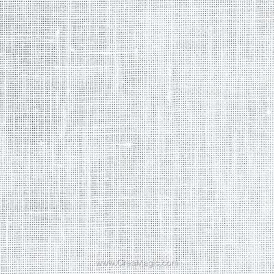 Toile lin newcastel 16 fils blanc (100) vierge à broder - Zweigart