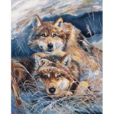 Kit Oven le loup et la louve