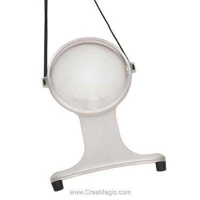 Loupe sautoir acrylique x 175 - D90920 - Daylight