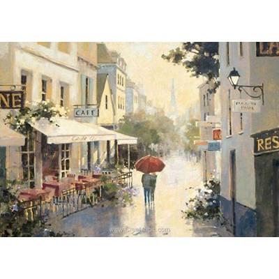 Broderie diamant rue de france de Diamond Painting