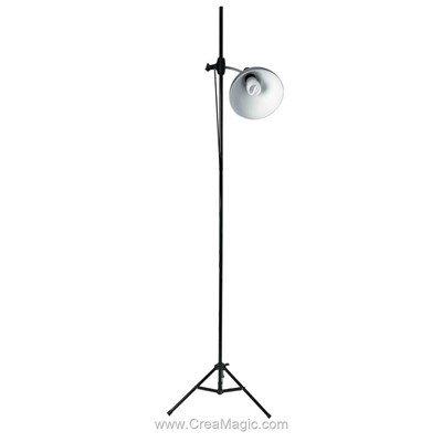 Lampe studio artiste + trépied 32w - E31375 chez Daylight