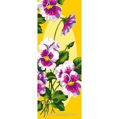 Luc Création canevas essence florale