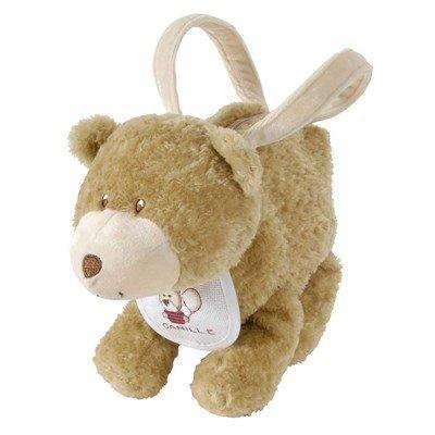 Peluche à broder teddydou ourson avec sac de DMC