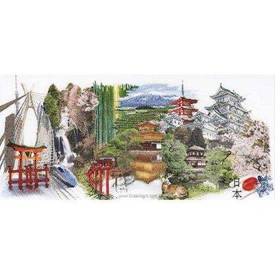 Kit Thea Gouverneur à broder japan sur lin