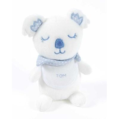 Doudou à broder mon petit koala bleu DMC
