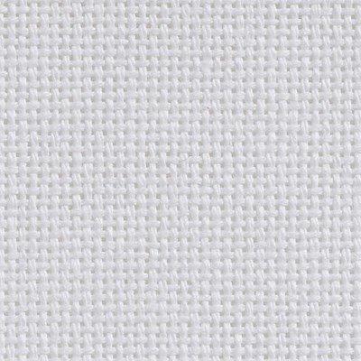 Toile étamine 10 fils blanc de DMC