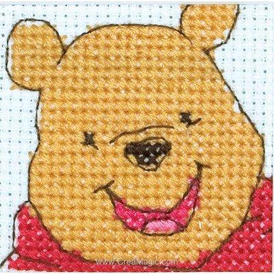 Winnie walt disney kit point de croix - Anchor