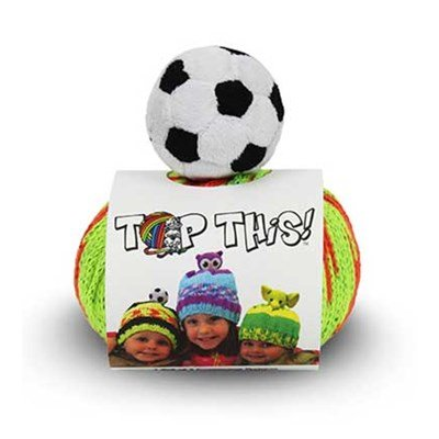 Pelote top this DMC mon ballon de foot