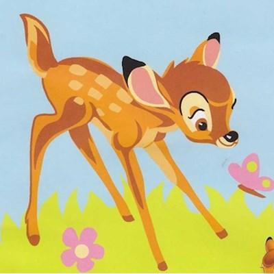 Bambi- disney kit canevas enfant - DMC