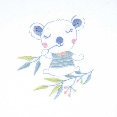 Kit de broderie traditionnelle DMC mika petit koala