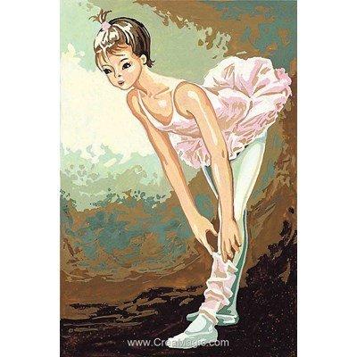 Canevas petite danseuse de SEG