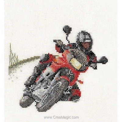 Kits point de croix sports creamagic - La maison de la moto ...