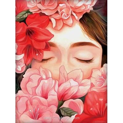 Broderie diamant Diamond Painting flower dreams