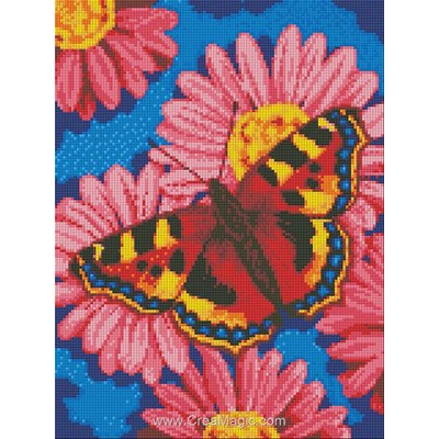 Broderie diamant butterfly - Diamond Painting