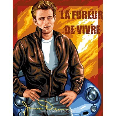 Rafael Angelot canevas james dean