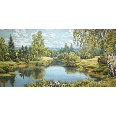 Kit broderie diamant beautiful landscape - Diamond Painting