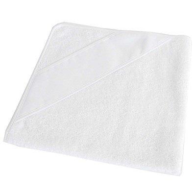 Sortie de bain blanche mes grands classiques à broder DMC