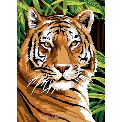 Canevas le tigre - SEG