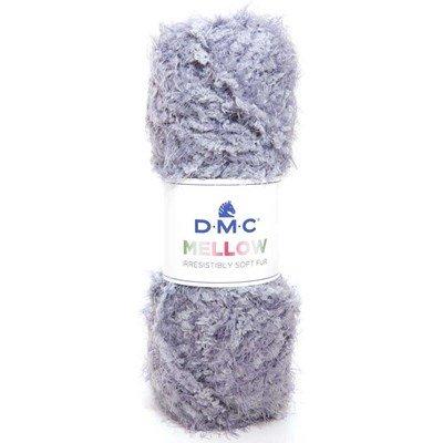 Laine à tricot dmc mellow - fil à tricoter fourrure